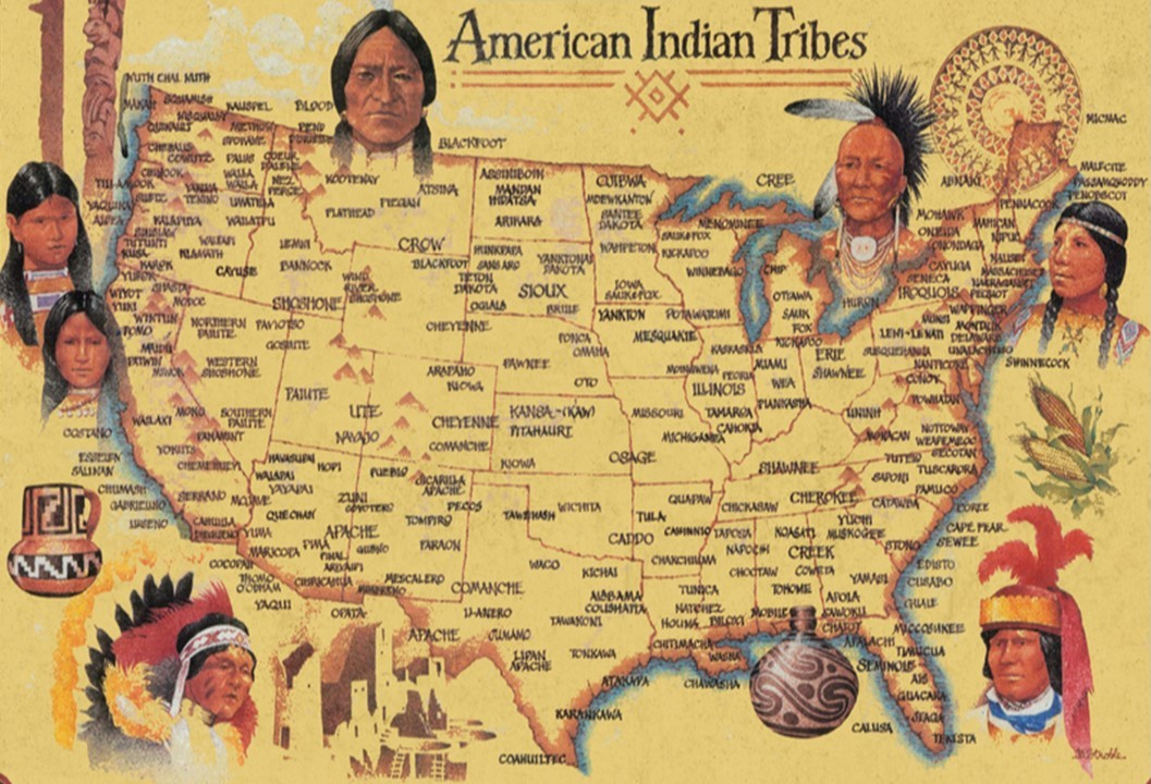 INDIAN COUNTRY: Indigenous Peoples Around The World Respect The Land & Mother Earth – Does The Fed? City of London? For hundreds of years City of London (who financed the King of England who then colonized America with money borrowed from City of London, or THE CROWN who are now part of the interlocking directorate of the Fed interest rate banking families) -- have murdered and marginalized indigenous tribes almost to extinction. Now, the Fed & Crown interest rate bankers are destroying the Life Force in America & Gaia of Mother Nature's & Mother Earth's interrelated living systems & life forms. --This map & those following of nuclear test grounds & location of nuclear reactors, one can only imagine locations of nuclear mines & dumps within the knowledge that uranium mine tailings are dumped on Indian Country in villages where children play & get sick from nuclear fallout, hot spots and radiation under their feet, in their hands & into their mouths.