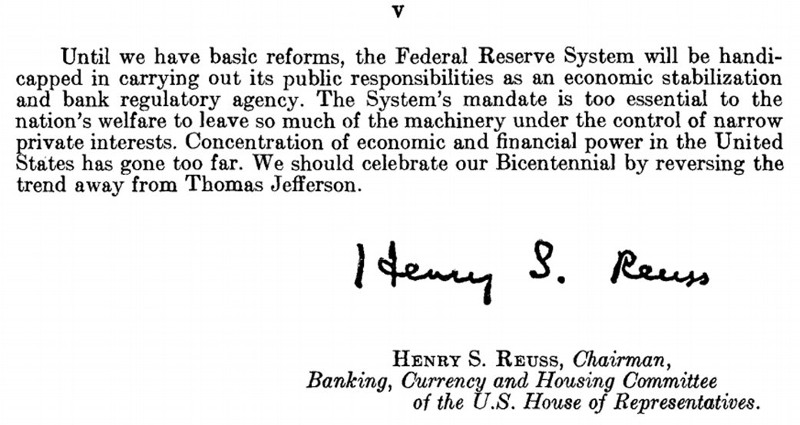 U.S. House | Federal Reserve Directors Page 2