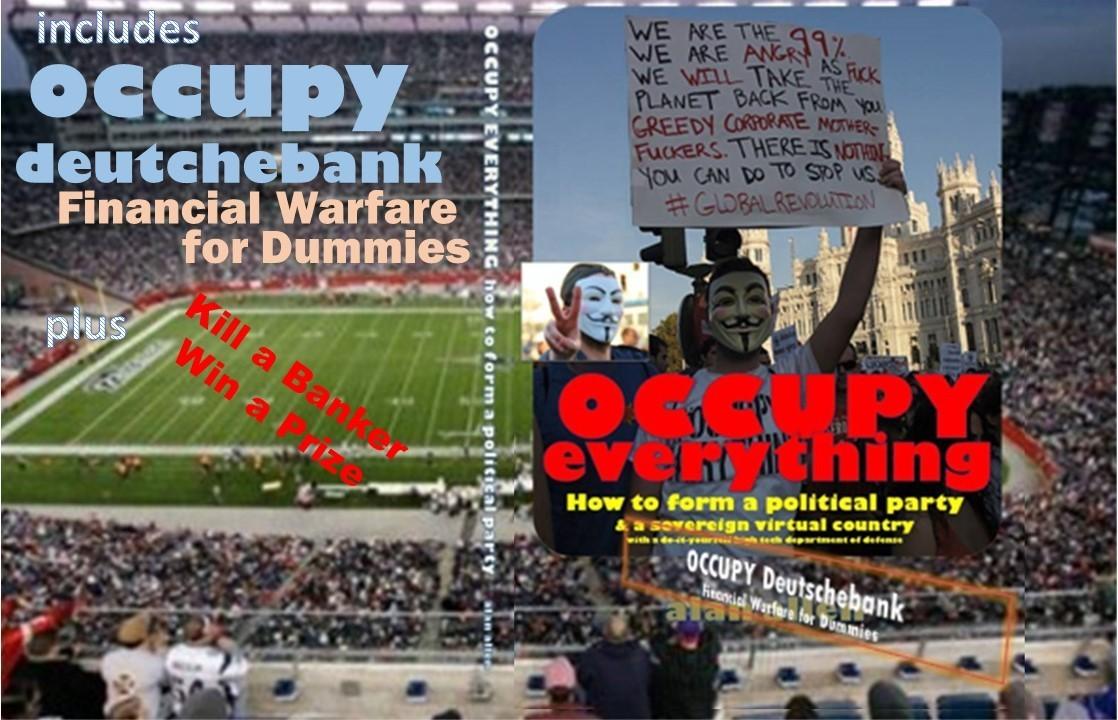 Occupy Book Cover