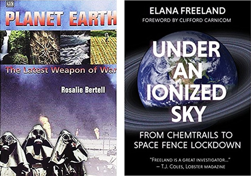 Rosalie is a brilliant researcher, epidemiologist & Catholic nun who documented the weaponization of Planet Earth. Elana Freeland has followed in Rosalie's footsteps.