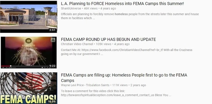 Fema Impounds Haarp Homeless