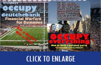 Occupy Deutschebank - Financial Warfare for Dummies