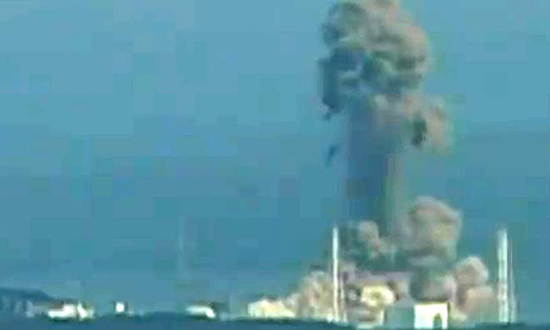 TEPCO covers up nuclear explosion of one of three reactors that melted down, perhaps four