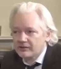 Julian Assange provided information that informed the American people of gross criminality in the deep state.