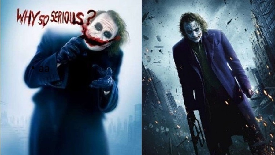 Why so serious? ...Kill a Banker, Win a Prize