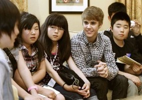 Justin Bieber's crew refuse to tour Japan because of nuclear Fukushima reactor fallout everywhere