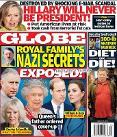 The royal family has the most blood on it's hands than any family on Earth ...the British Empire is responsible for the misery of hundreds of millions of people today thru its drug & slave colonial empire past & present