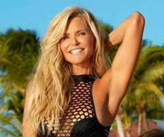 Christie Brinkley is an outspoken critic of nuclear industry causing mass extinction.