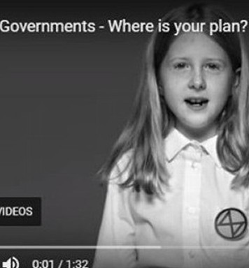 Extinction Rebellion: Governments ...where is your plan?
