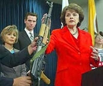 Pick up the gun. Turn around. Shoot a clone job.